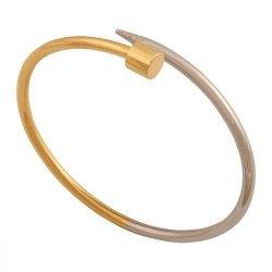 Bransoletka złota, damska 585 - 40039