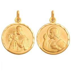 Medalik złoty 585 - 41940
