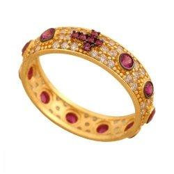 Różaniec złoty 585 - Pr008