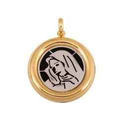 Medalik złoty 585 - 44884