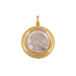 Medalik złoty 585 - 44889
