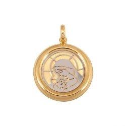 Medalik złoty 585 - 44912