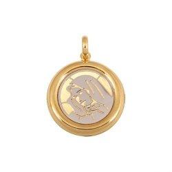 Medalik złoty 585 - 44917