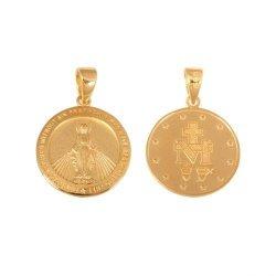 Medalik złoty 585 - 46455