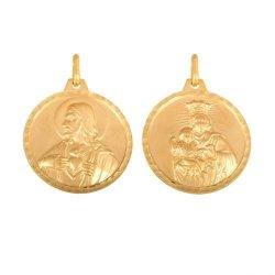 Medalik złoty 585 - 46741