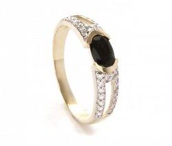 ARTES-pierścionek złoty 660 PR. 585