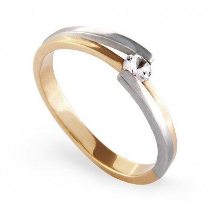 ARTES-Pierścionek złoty A-6 PR. 585
