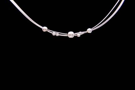 Naszyjnik łańcuszek srebro 925 TANIO