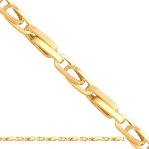 Łańcuszek złoty 585 - Ld249