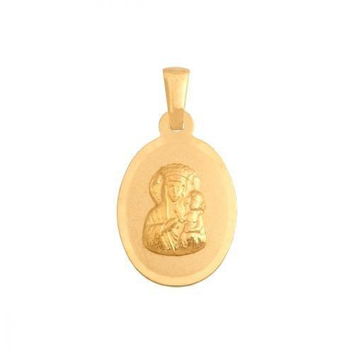 Medalik złoty 585 - 36951