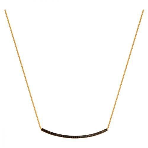 Celebrytka, naszyjnik, łańcuszek ze złota 585 - 38408