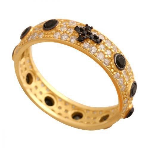 Różaniec złoty 585 - Pr006
