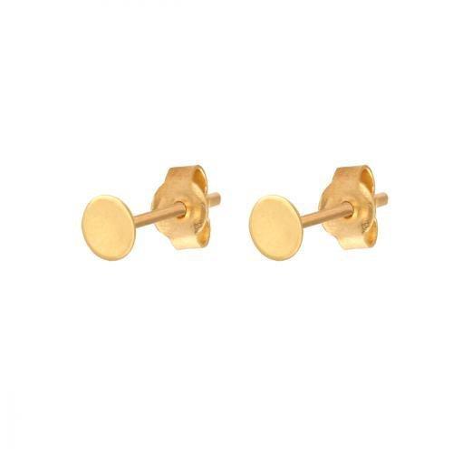 Kolczyki złote 585 sztyft - 40622