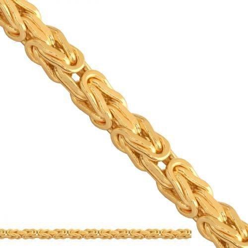 Łańcuszek złoty 585 - Lp001