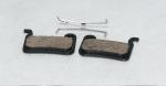 GUBbike -Półmetaliczne Klocki Hamulcowe Shimano deore/xt/saint itp.(2012)