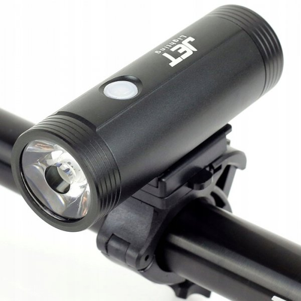 Lampa przód AU212-H 1100 lumenów USB