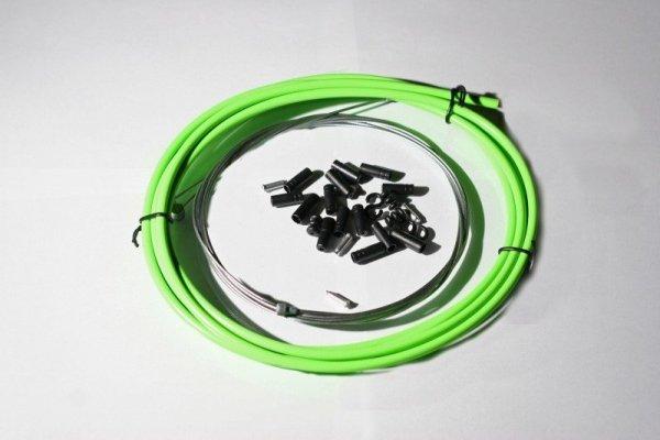 GUBbike-Zestaw Hamulcowy MTB/Szosa kolor-zielony(2012)