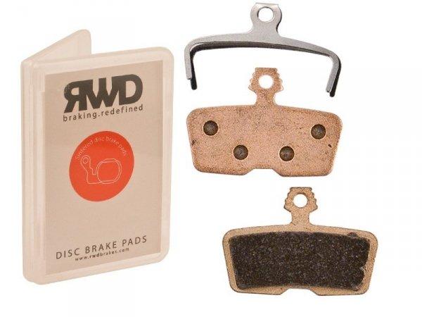 RWD Brakes Avid Code R  - spiekane (2015)
