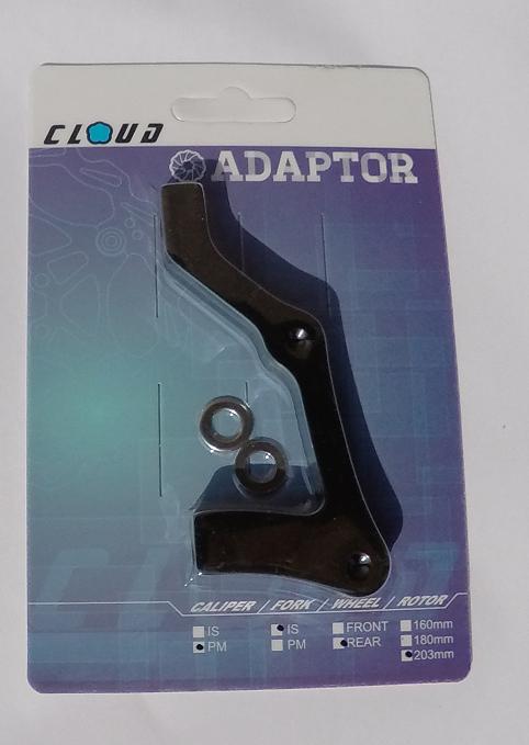 Adapter Cloud IS-POST MOUNT 203 Tył IS-PM 203 Tył (2016)