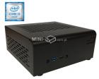 Komputer Przemysłowy µForce IPC Intel i3-6100T / 4GB RAM / 120GB SSD / Mini-STX Czarny