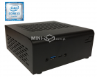Komputer Przemysłowy µForce IPC Intel Pentium / 4GB RAM / 120GB SSD / Mini-STX Czarny