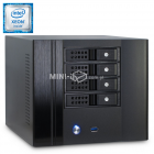 Komputer µForce Serwer NAS Intel Xeon E3-1220v5 8GB RAM 256GB SSD Mini-ITX