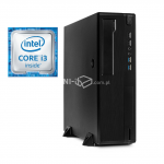 Komputer µForce Biuro Pro / Intel i3 / 8GB RAM / 240GB SSD / Mini-ITX