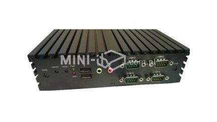 BAREBONE Jetway JBC371F35W-T40E-B WLAN Mini-ITX