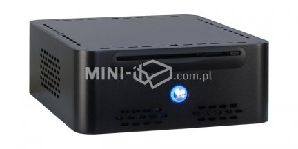 Obudowa Inter-Tech Q5 Black Mini-ITX