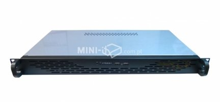 Komputer µForce Serwer Rack 1U 2 x LAN Intel J1900/4GB/120GB SSD Mini ITX