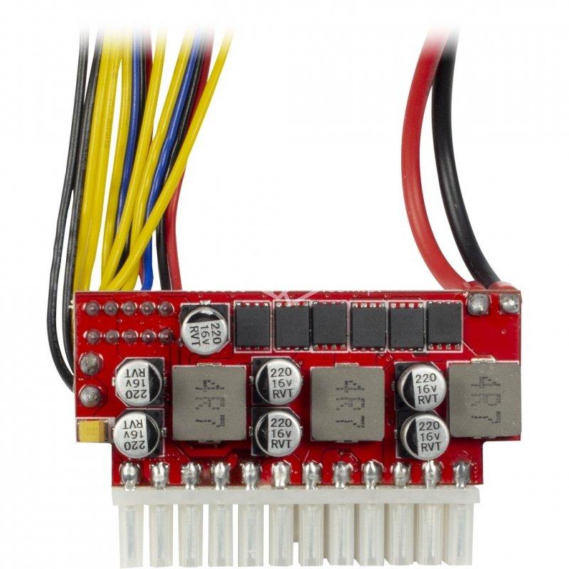 Zasilacz Inter-Tech Mini-ITX PSU DC/DC 200W NAS