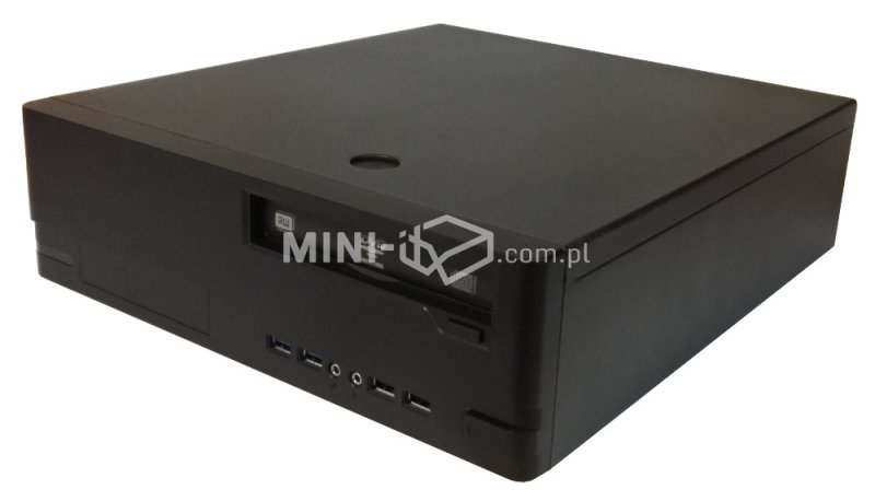 Komputer µForce Biuro / Intel Pentium / 4GB RAM / 120GB SSD / Windows 10 / Mini-ITX