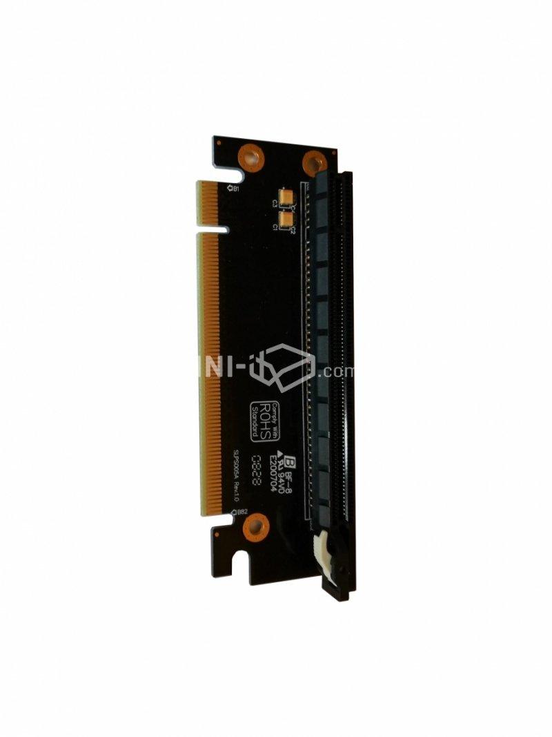 """kątownik PCIe x16 dla obudów Rack 2U 19"""""""