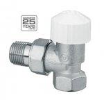 Valvex ZT 22 Zawór termostatyczny z nastawą 1/2 kątowy
