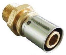 Oventrop Cofit P Złączka zaprasowywana 26x1 GZ Pex nypel