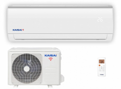 Kaisai Fly 3,5 kW Klimatyzator 2w1 grzanie chłodzenie WIFI