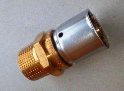 Oventrop Cofit P Złączka zaprasowywana 26x3/4 GZ Pex nypel