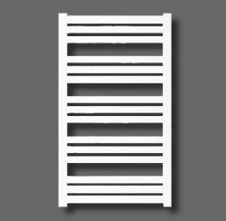 Enix hiacynt H-408 400x773 biały grzejnik łazienkowy