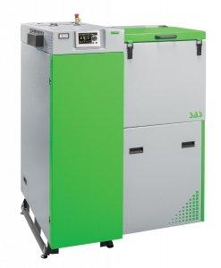 Sas Solid 25 kW kocioł na ekogroszek do 280 m2