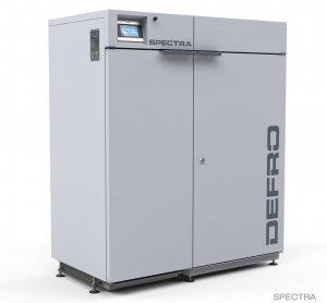 Defro Spectra 10 kW Kocioł peletowy 5 klasy