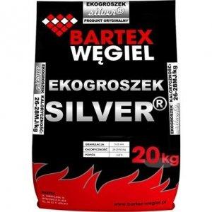 Węgiel polski ekogroszek silver 20 kg 26-28 mj