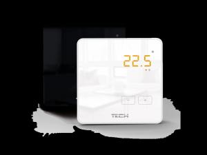 Tech R-10z Regulator pokojowy przewodowy dwustanowy