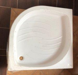 Brodzik półokrągły 90 15 cm