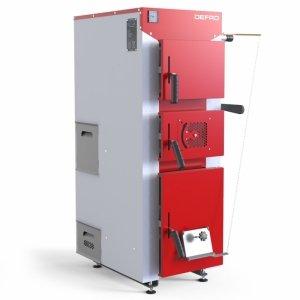 Defro DWS 12 kW Kocioł zasypowy na węgiel do 150 m2