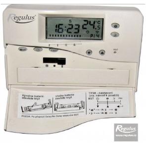 Regulator temperatury tygodniowy Regulus TP08