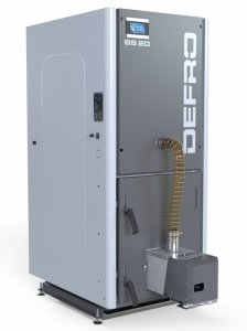 Defro Bio Slim 20 kW kocioł na pellet Ecodesign