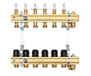 Prandelli RP-R rozdzielacz ogrzewania podłogowego 4 sekcje