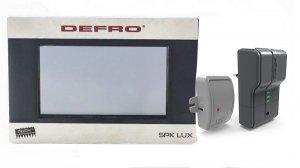 Defro SPK Lux Bezprzewodowy sterownik do kotła Defro