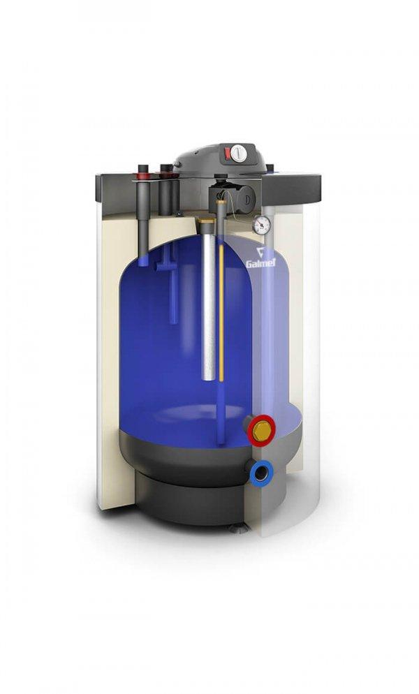 Galmet Fusion 100 l zbiornik do kotła gazowego dwufunkcyjnego