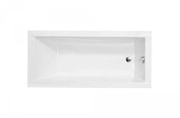 Besco Modern wanna akrylowa 170x70 prostokątna